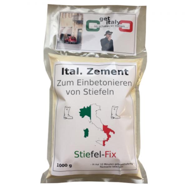 Ital. Zement Stiefelfix